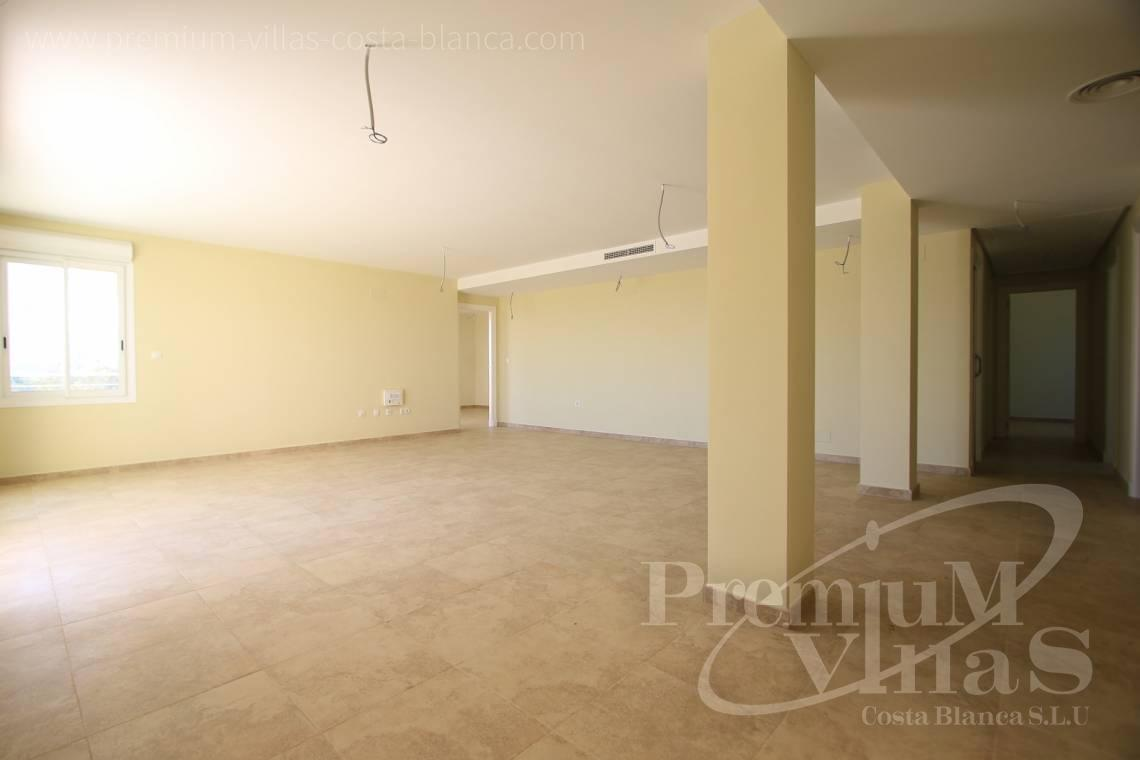 - A0508 - Apartment with sea views and 4 parking spaces in Altea 14