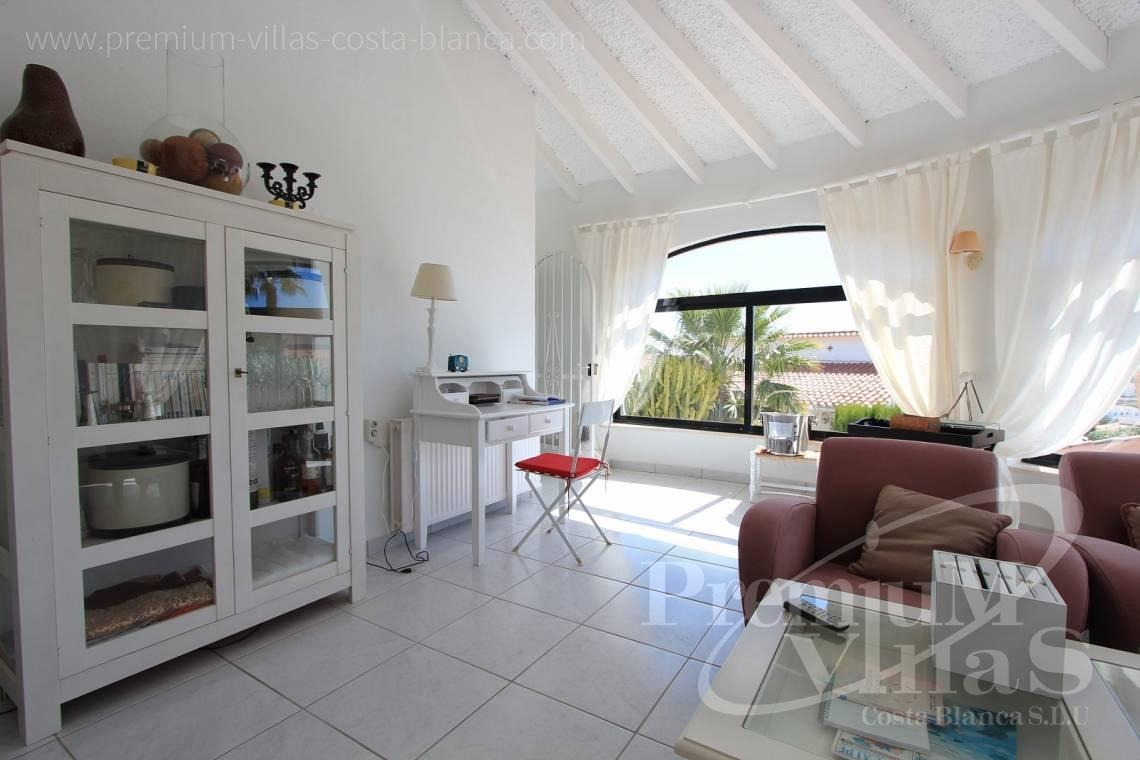 - C1983 - Charming villa with nice seaviews and guest apartment in Calpe  10