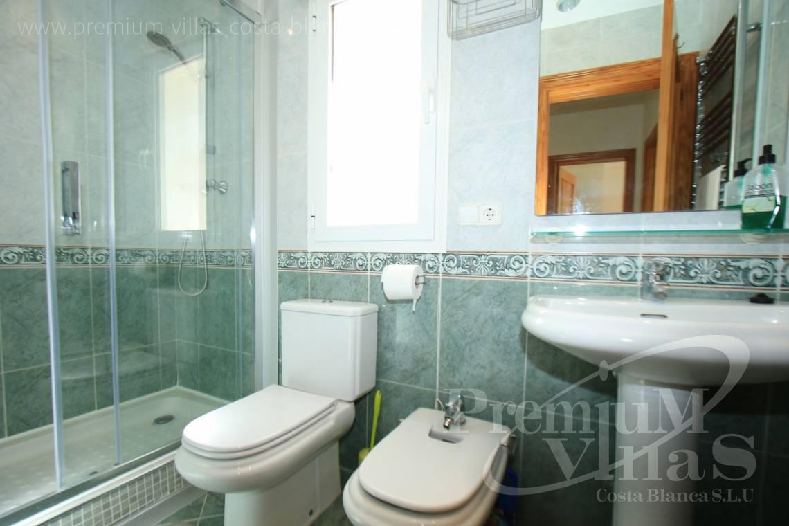 - C1925 - Well maintained semi-detached house in Altea Hills with large terrace and garage 13