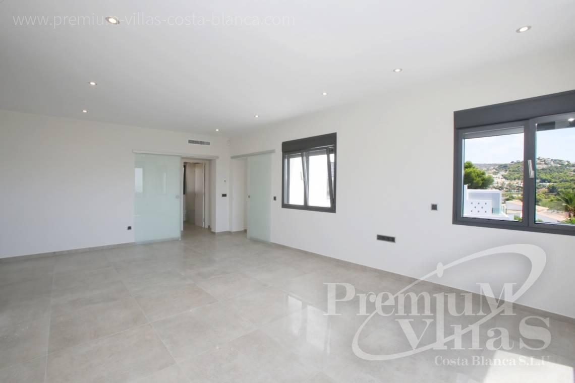- C2452 - Modern villa with guest appartment in Moraira 10