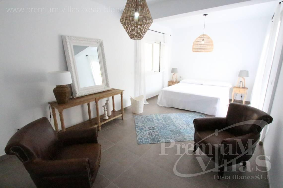 - CC2387 - Ibizan style villa with sea views in Altea 21