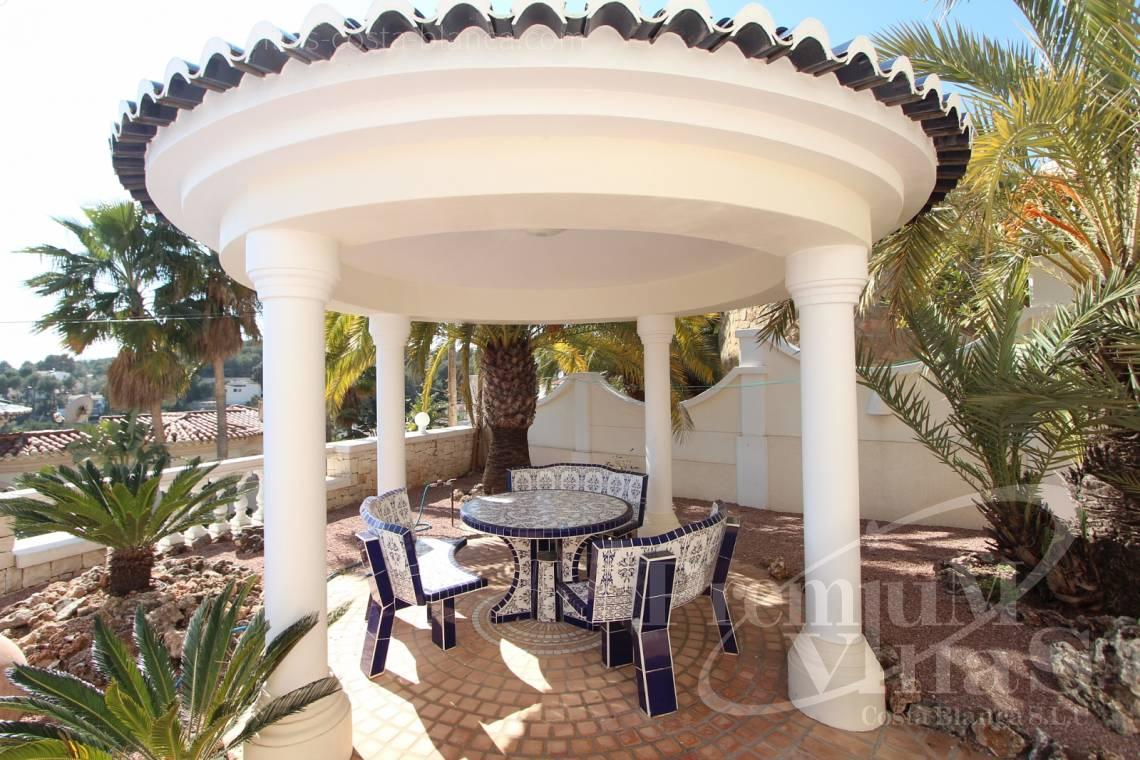 - C1495 - Luxury villa close the sea with a guest accomodation in Benissa 13