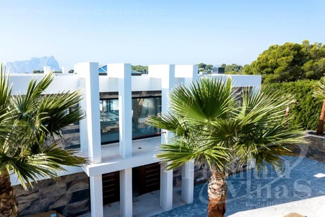 - C1698 - Modern design villa for sale with nice sea views in Benissa  13
