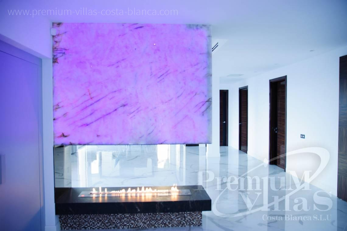 - C2316 - Modern luxury villa with sea views in Altea 11