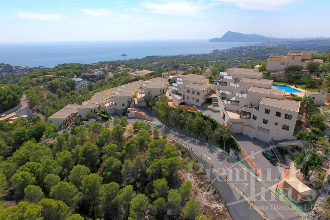 Bungalow for sale Altea Costa Blanca Spain - C2212 - Sole agent! Beautiful bungalow in Mirador de Altea 3