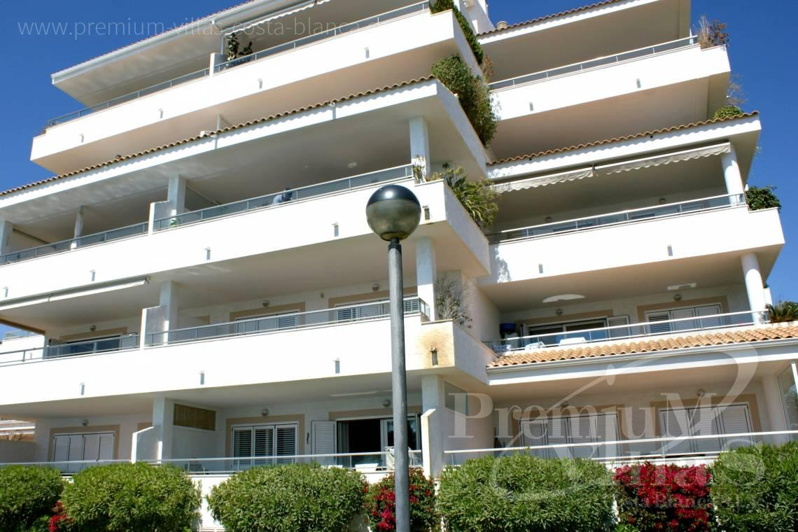 Buy apartment close to Altea centre on the Costa Blanca - AC0615 - First line beach apartment in Altea 3