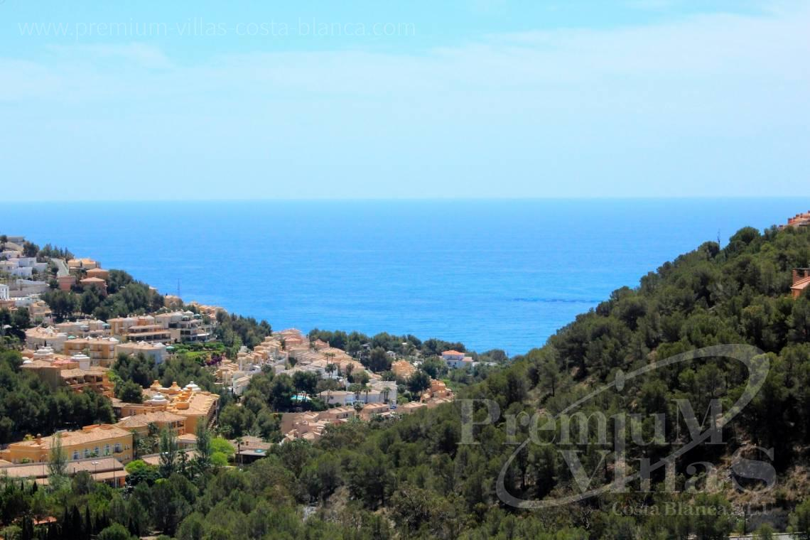 - A0523 - Luxury penthouse in Altea Hills with stunning sea views 24