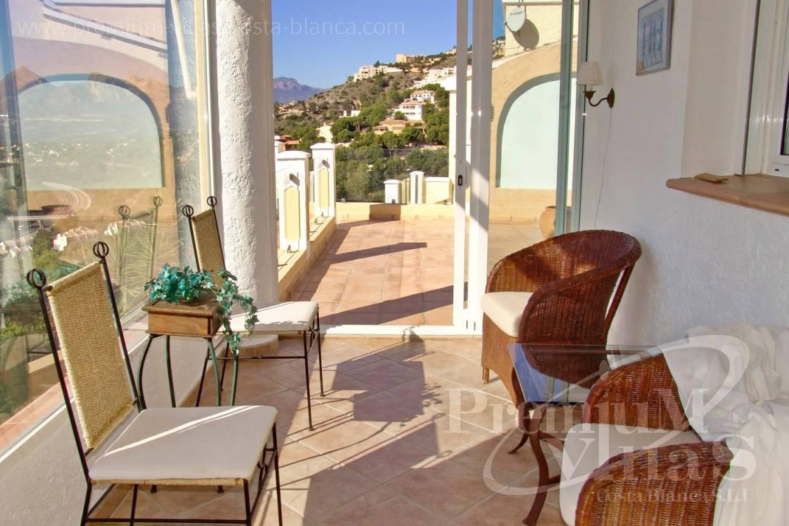 - CC2430 - Terraced house with sea views in Altea Hills 9