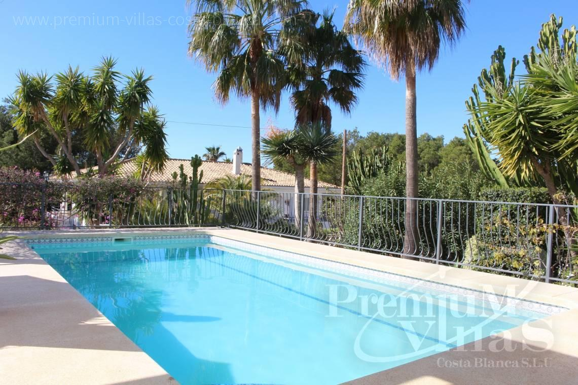 - C1765 - Modern villa at the golf course in Altea with panoramic views 6