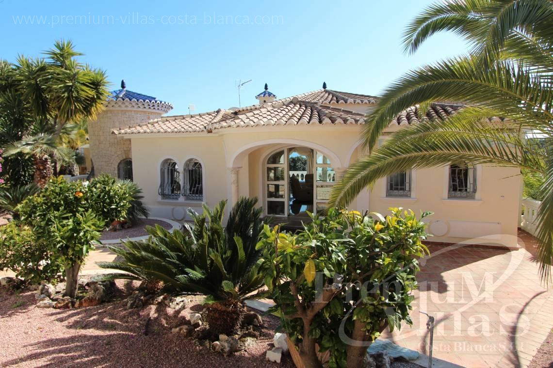 4 bedrooms mansion for sale in Benissa Costa Blanca Spain - C1495 - Luxury villa close the sea with a guest accomodation in Benissa 12