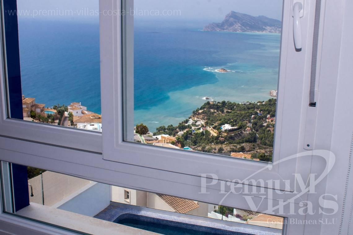 Buy house villa property Altea Hills Costa Blanca - C2189 - Single family homes in Altea Hills with stunning sea views 6