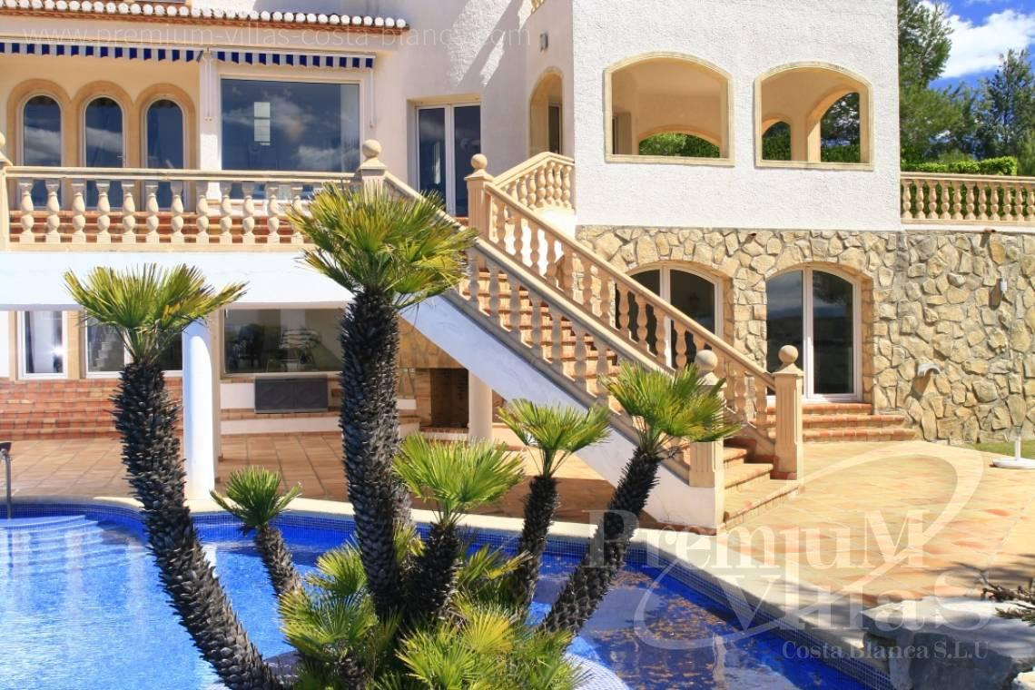 buy villa house Costa Blanca Spain - CC2195 - Mediterranean villa in Jávea with stunning sea views. 11