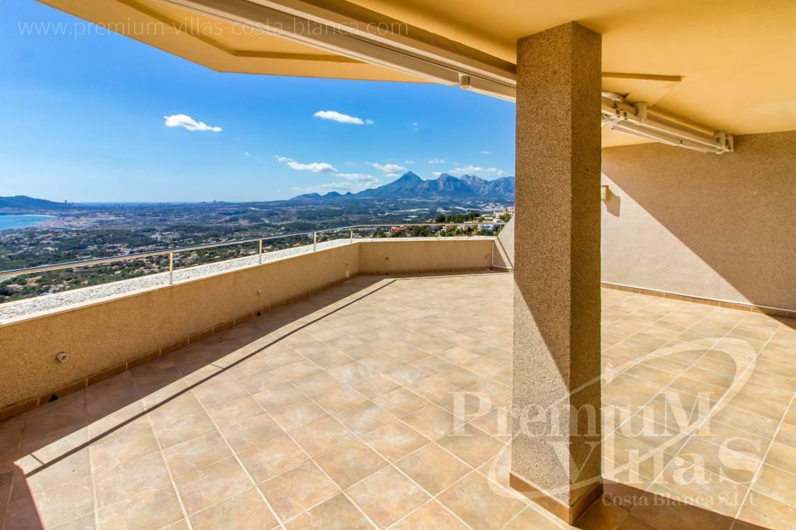 For sale apartment with sea views in Altea Costablanca - A0637 - Apartment with sea views in Villa Marina Golf, Altea 27