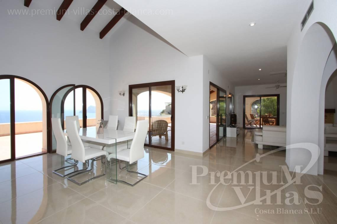 - C1962 - Mediterranean villa on a top location in Altea Hills with Tennis court 14