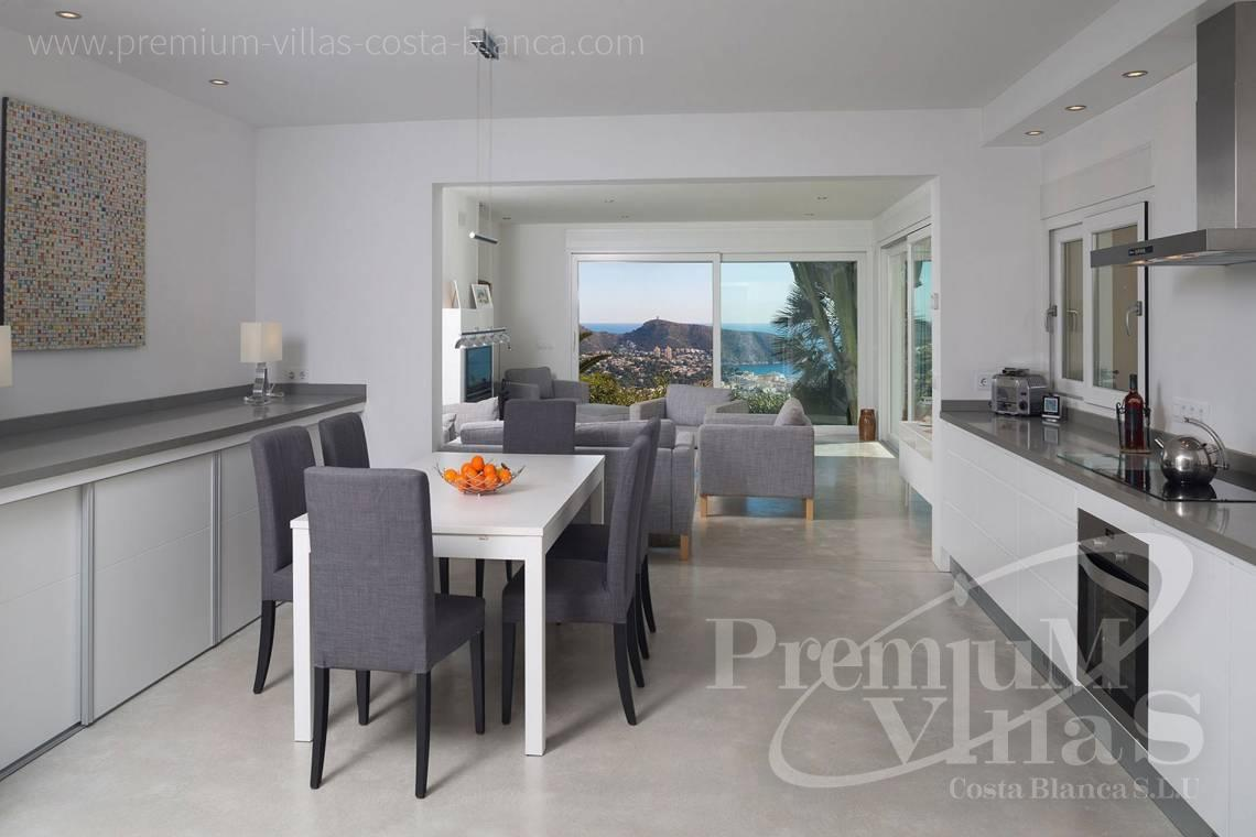 - CC2385 - Modern villa with panoramic sea views in Moraira 18