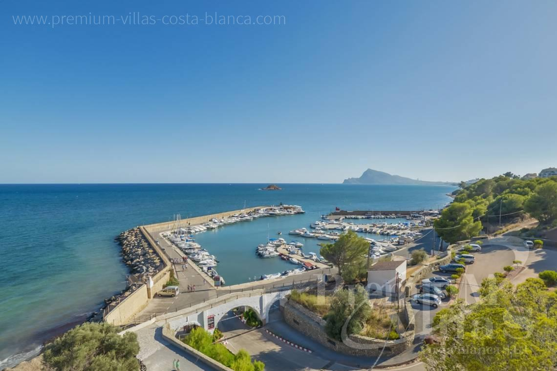 buy apartment  Altea Costa Blanca Spain - A0399 - Altea, apartment at only 200 m from the beach with sea views 4