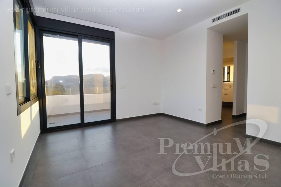 - C2042 - Modern villa for sale in Calpe with nice sea views 16