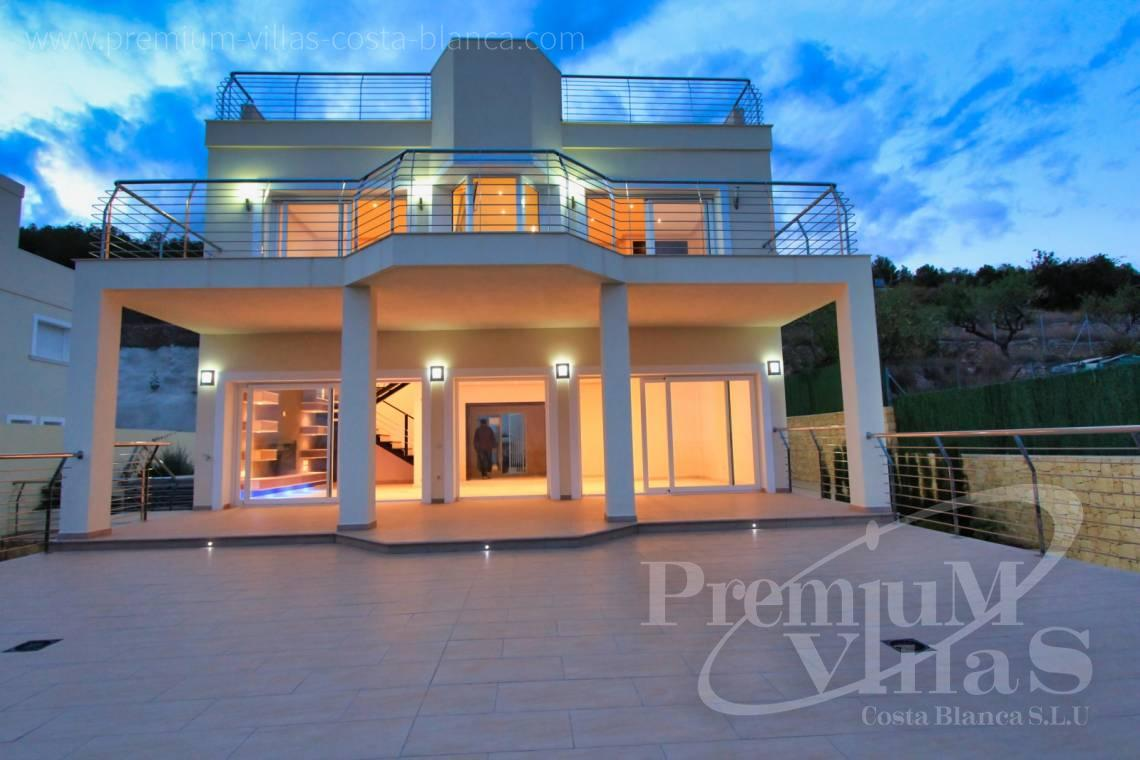 - C1784 - Modern villa with a lift and great sea views in Calpe 25