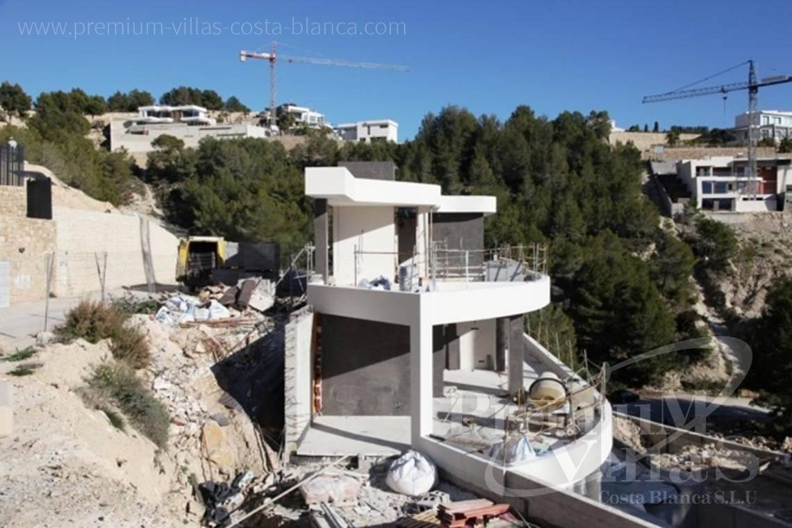 - C2122 - New project in Benissa with panoramic views over the whole Calpe. 9
