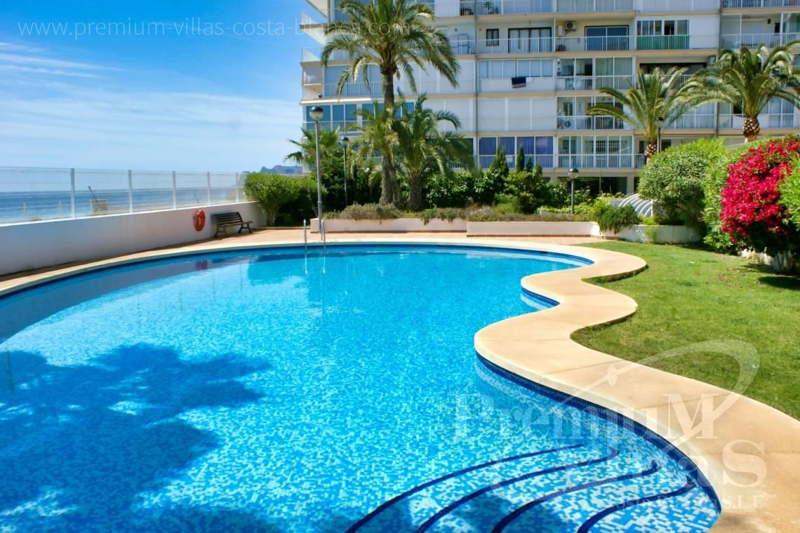 Buy First line beach apartment in Altea Costa Blanca - AC0615 - First line beach apartment in Altea 21
