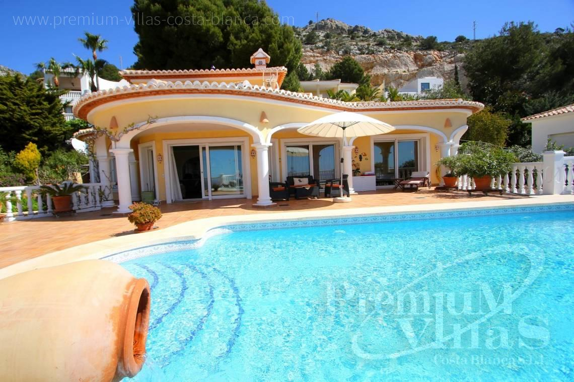 buy house villa Altea Costa Blanca Spain - C2041 - Location, location location! Fantastic villa in Altea Hills  15
