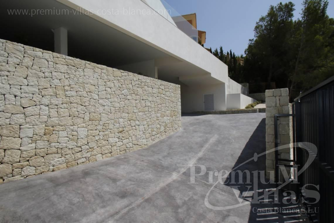 - C2138 - New construction of a modern villa in Altea Hills with fantastic views 28