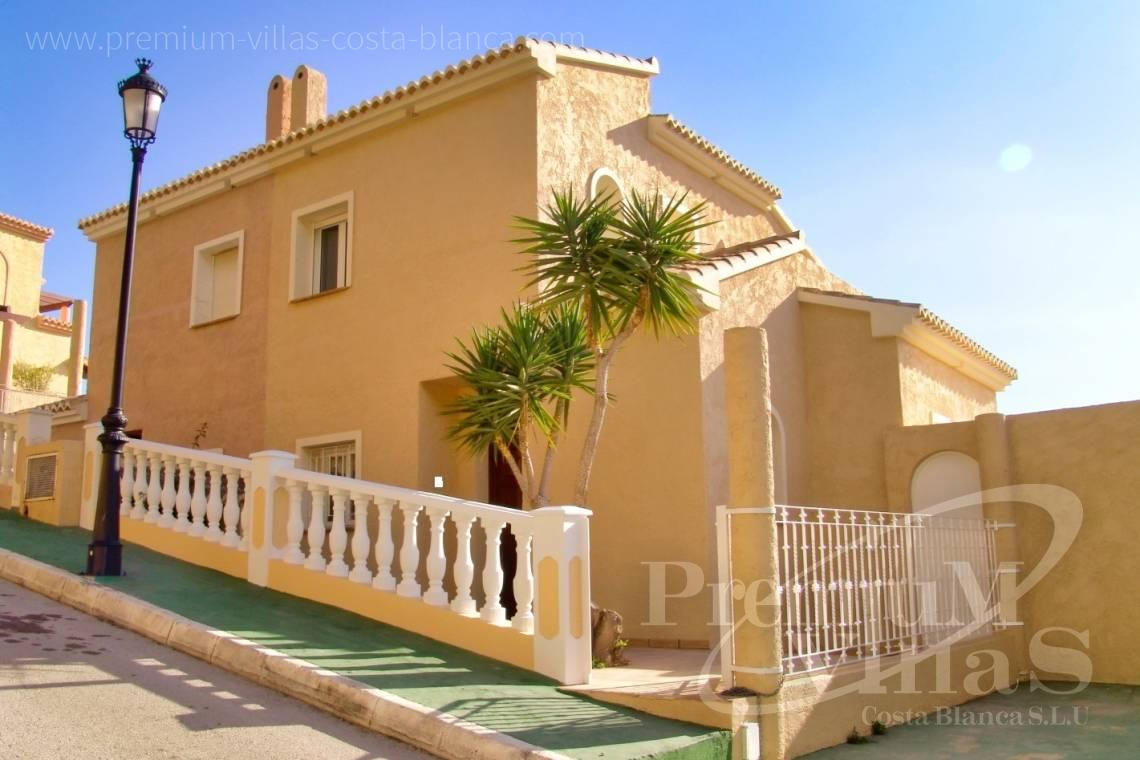 - CC2430 - Terraced house with sea views in Altea Hills 2