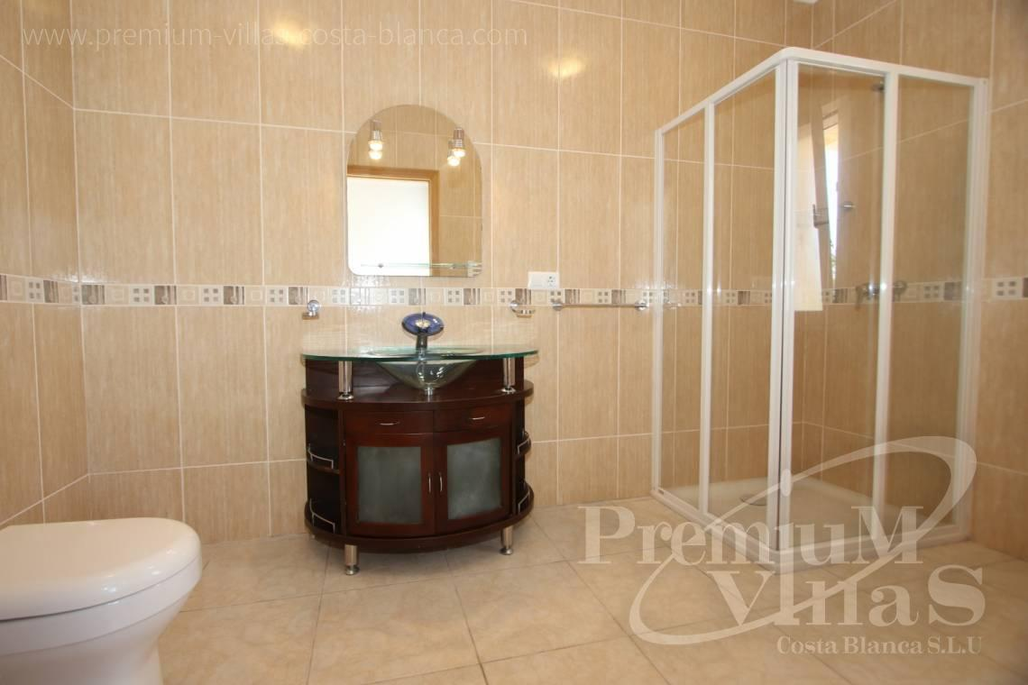 - C2087 - New house in Benissa for sale with sea view 10