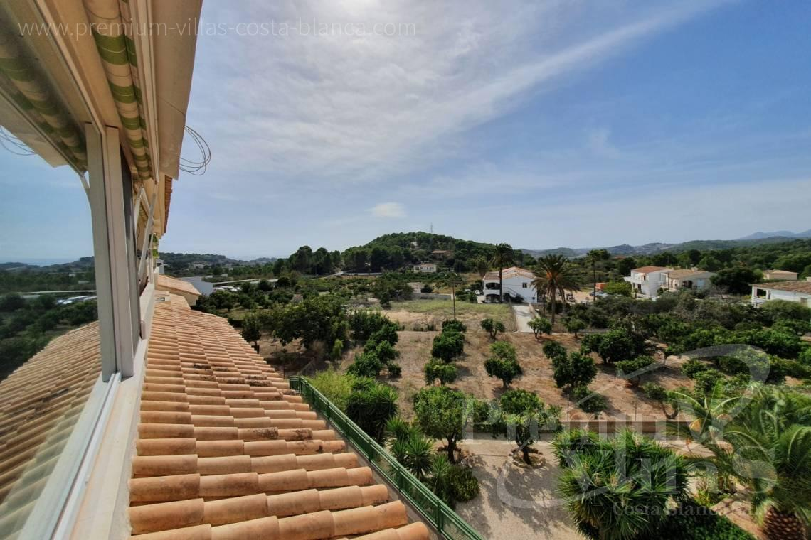 - A0687 - Apartment with panoramic views in Altea la Vella 2