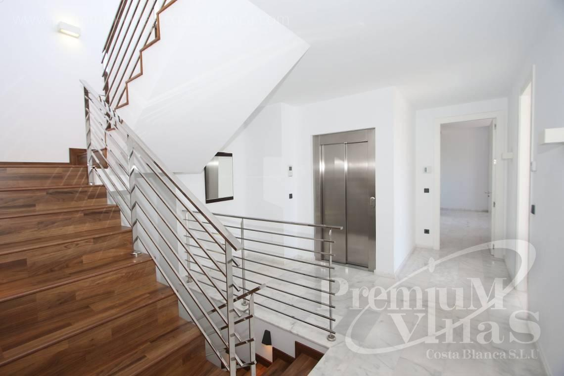 - C2048 - Modern villa for sale with panoramic sea views in Altea Hills 14