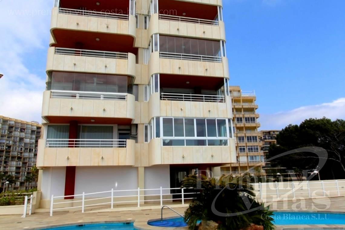 Apartment penthouse near beach sea views Calpe Costa Blanca - A0575 - Apartment in front of the sea with spectacular views of Ifach Rock. 12
