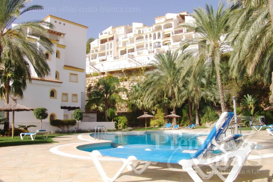 Buy 2 bedrooms apartment in urbanization Altea Dorada - A0576 - Modern apartment just a few metres from the beach with sea and mountain views 3