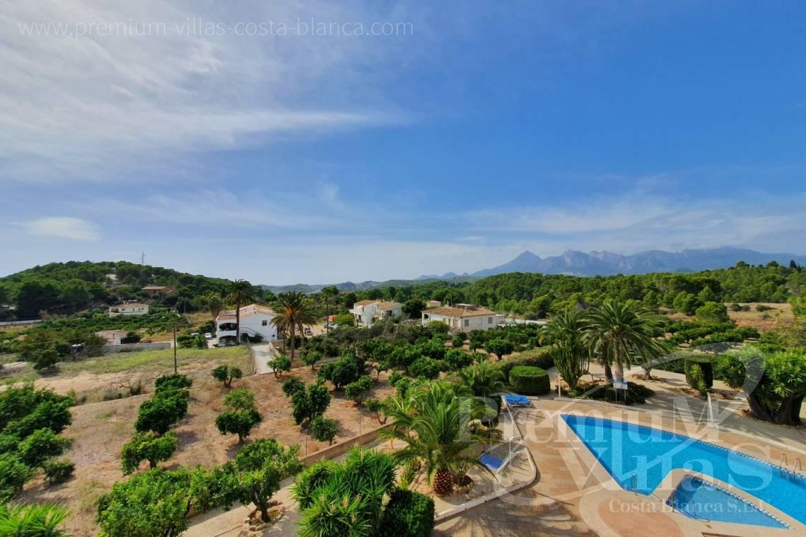- A0687 - Apartment with panoramic views in Altea la Vella 1
