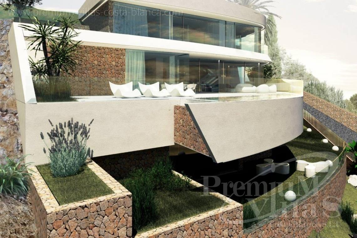 - C1852 - Our company builds this modern and luxury villa with amazing sea views 23