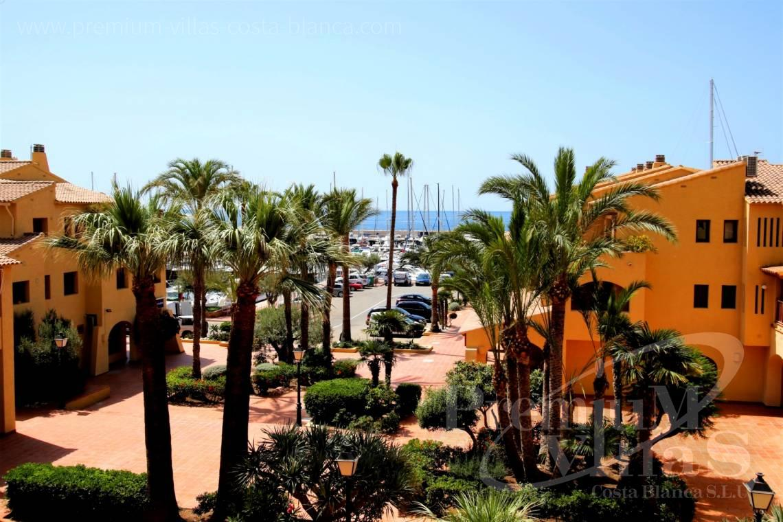 Apartment penthouse near beach sea views Altea Costa Blanca - A0592 - Amazing duplex in Marina Greenwich (Campomanes) with sea views. 28