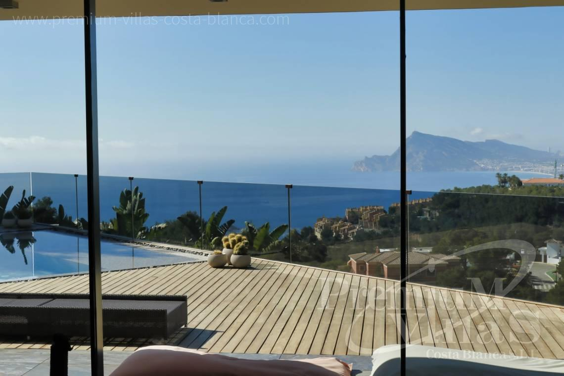 - C2173 - Ultra-modern villa in Altea Hills with elevator, spa and stunning sea views. 4