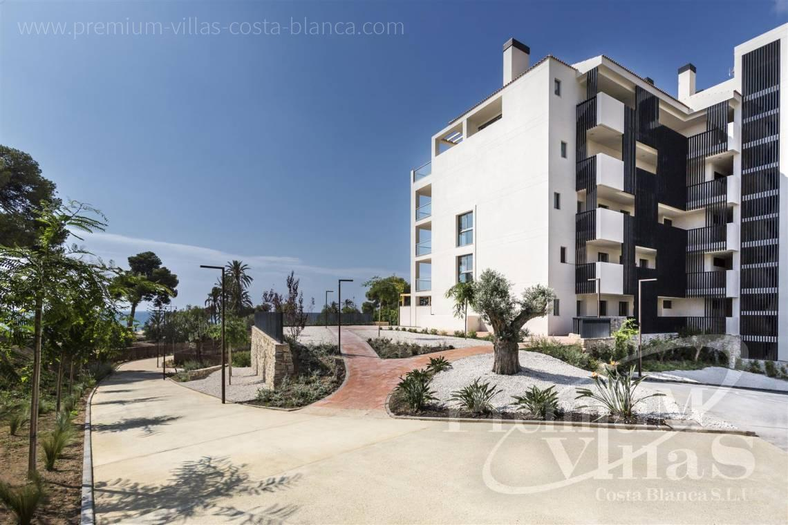 front line apartment for sale Villajoyosa - A0459 - Brand new 2 bedroom apartments in beach front location in Villajoyosa 12