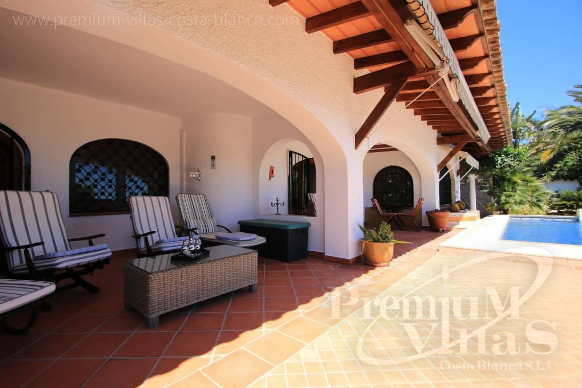 - C2151 - A real paradise on a double plot only 900m from the sea in Benissa 5