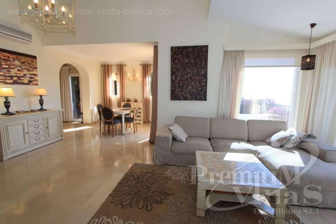 property for sale Altea Hills - C1659 - Altea Hills! Well decorated house with several terraces and nice sea views 9