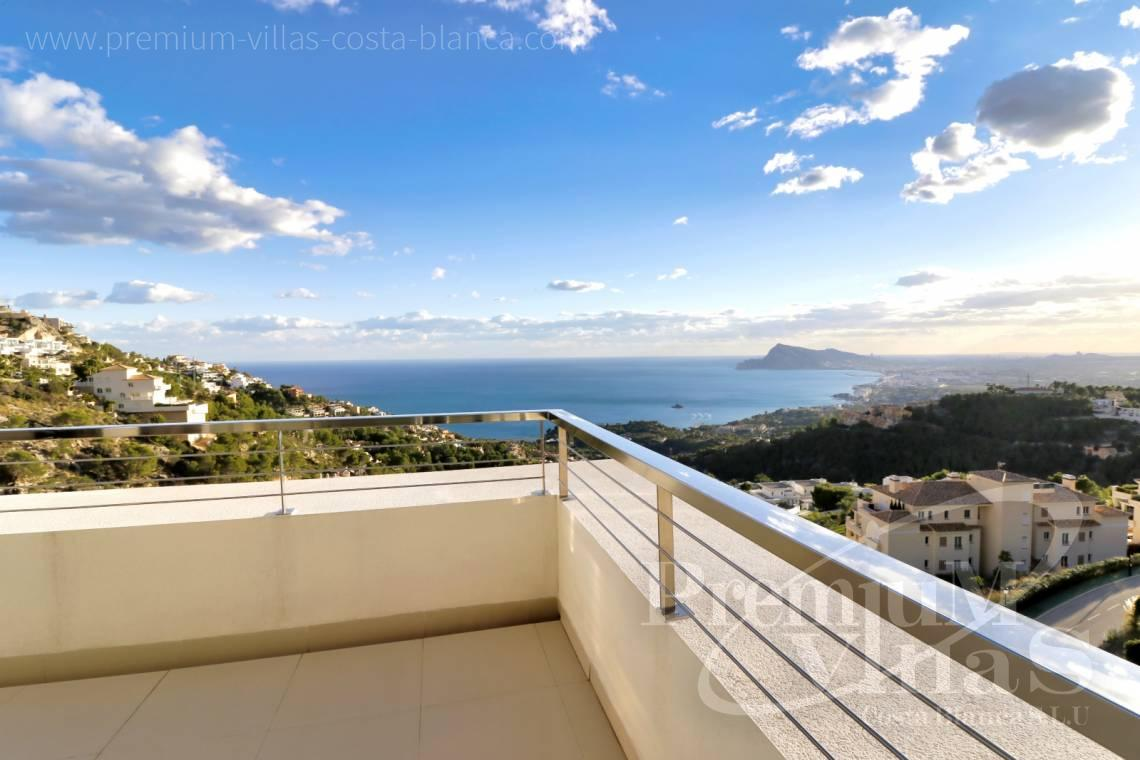 Buy apartment Altea Hills Costa Blanca - A0604 - Luxury apartment in Altea Hills residential Bahia 2 20