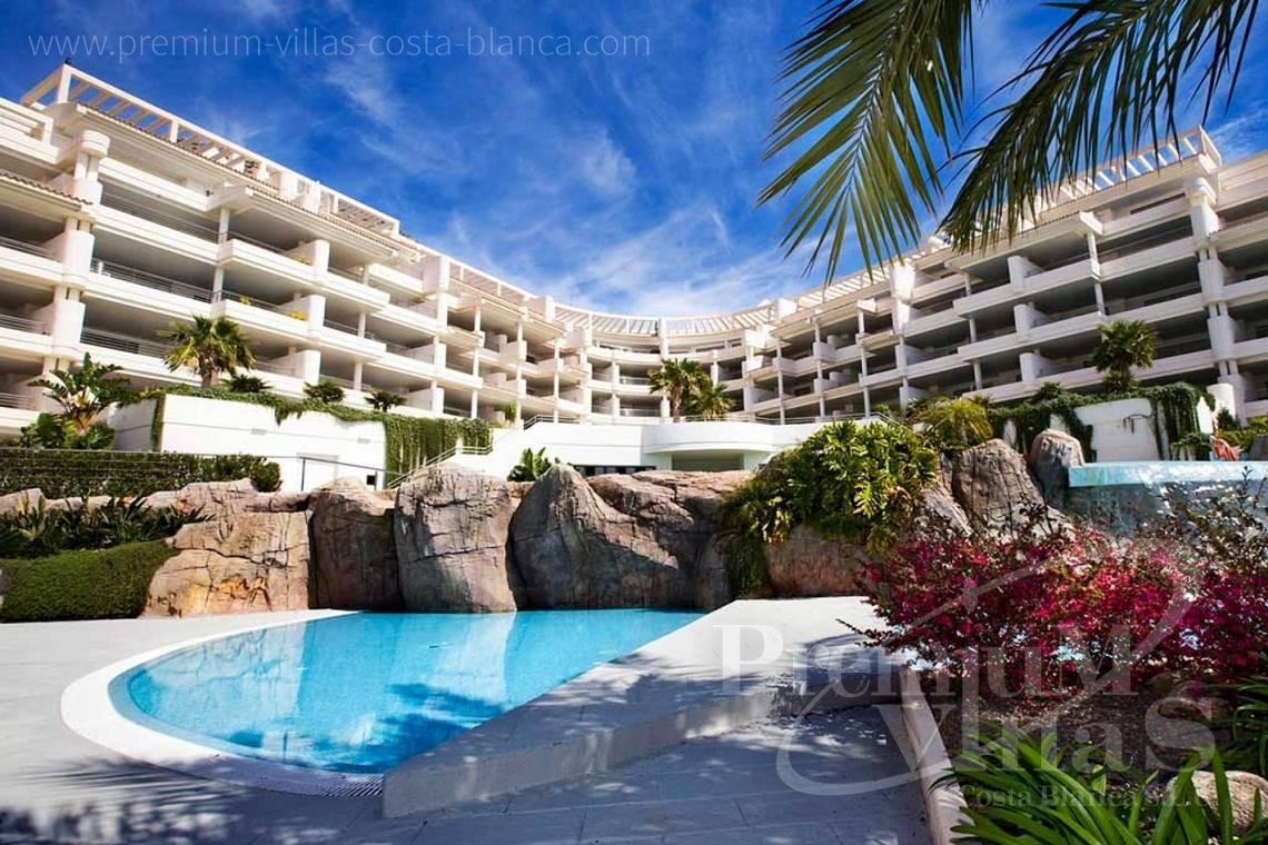 Luxury apartment in Mascarat Beach Altea - AC0230 - Luxury resort in Altea at the Costa Blanca infront the beach 22