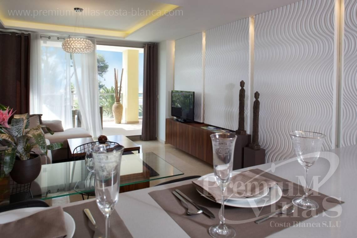 - A0459 - Brand new 2 bedroom apartments in beach front location in Villajoyosa 16