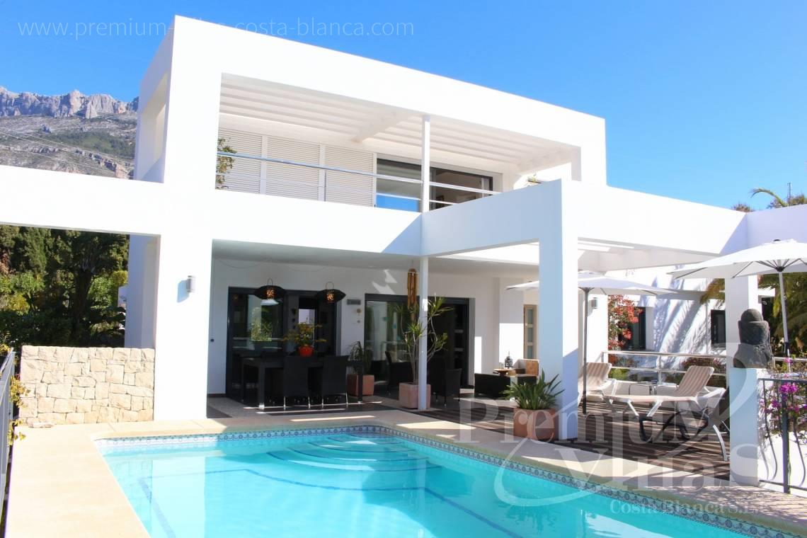 - C1765 - Modern villa at the golf course in Altea with panoramic views 5