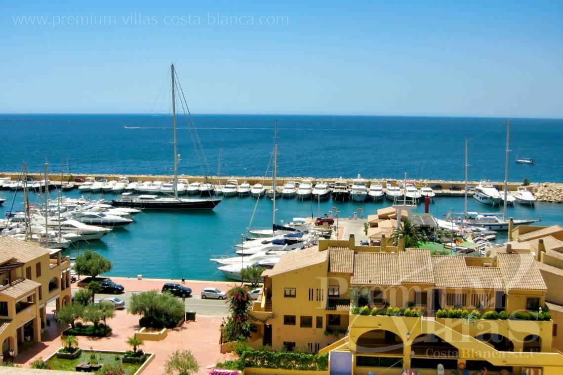 Buy 2 bedroom apartment in Campomanes Altea Spain - A0624 - Apartment with sea views in Marina Greenwich Altea  1