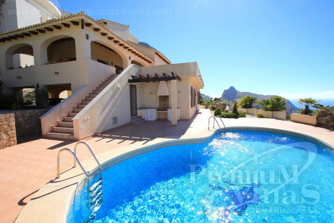 Mediterranean villa with sea views in Altea Hills - C1962 - Mediterranean villa on a top location in Altea Hills with Tennis court 3