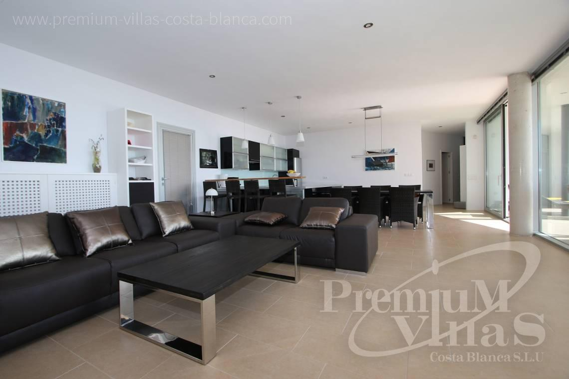 - C1977 - Modern luxury villa for sale in Altea with magnificent sea views 12