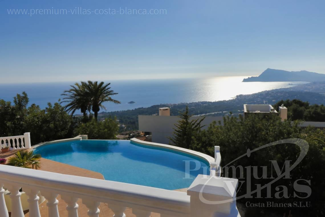 Luxury villa with sea views for sale in Altea on the Costa Blanca - C2251 - Luxury villa in prime location in Altea 26