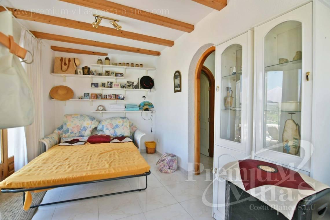 - C2114 - Villa with heated pool and spectacular mountain views in Calpe 21