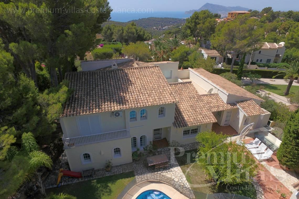 house villa for sale Altea Costa Blanca Spain - C2157 - Huge villa in Altea very close to Don Cayo Golf Course 31
