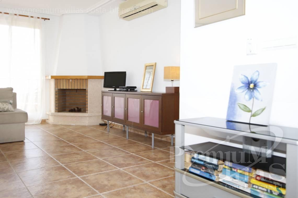 - C2211 - Bungalow in Altea 1000m from the sea, with stunning sea views. 6